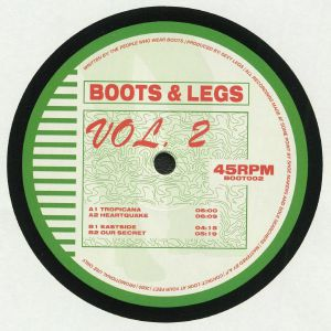 BOOTS & LEGS - Vol 2