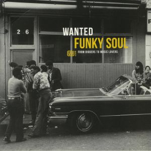 VARIOUS - Wanted Funky Soul