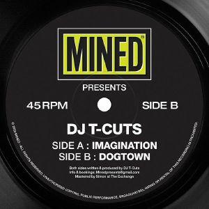 DJ T CUTS - MINED 004