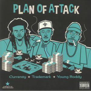 CURREN$Y/TRADEMARK DA SKYDIVER/YOUNG RODDY - Plan Of Attack