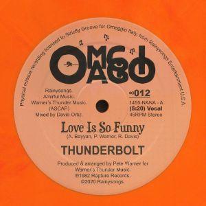 THUNDERBOLT - Love Is So Funny (reissue)