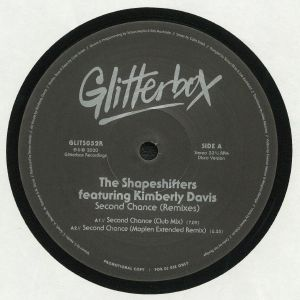 SHAPESHIFTERS, The feat KIMBERLY DAVIS - Second Chance (remixes)