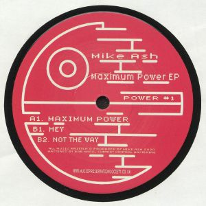ASH, Mike - Maximum Power EP