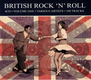 VARIOUS - British Rock N Roll Vol 1