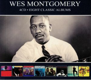MONTGOMERY, Wes - Eight Classic Albums