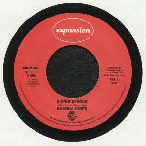 JONES, Brenda - Super Stroke