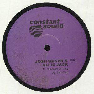 BAKER, Josh/ALFIE JACK - Conquest Of Time