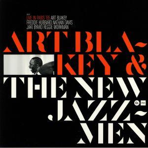 BLAKEY, Art/THE NEW JAZZMEN - Live In Paris '65