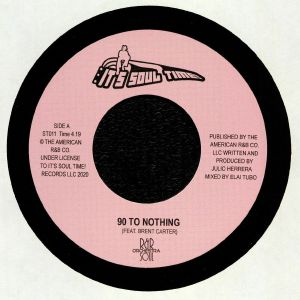 R&R SOUL ORCHESTRA - 90 To Nothing