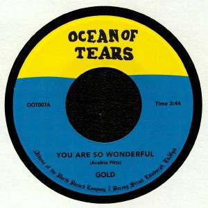 GOLD - You Are So Wonderful