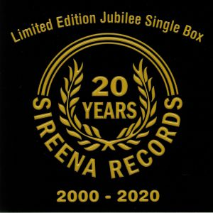 VARIOUS - 20 Years: Sireena Records Jubilee Single Box
