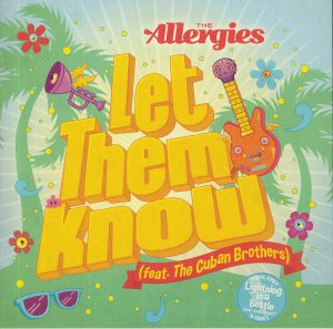 ALLERGIES, The - Let Them Know