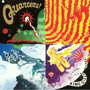 KING GIZZARD & THE LIZARD WIZARD - Quarters (Love Record Stores 2020)