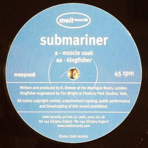 SUBMARINER - Muscle Soak