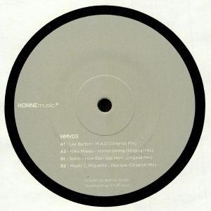 BURTON, Lee/NIKO MAXEN/SAKRO/MOETT C/MIGUELITO - HMV 03