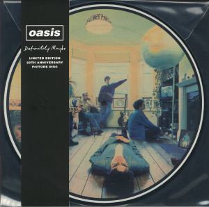 OASIS - Definitely Maybe (25th Anniversary Edition) (Love Record Stores 2020)