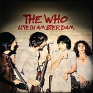 WHO, The - Live In Amsterdam