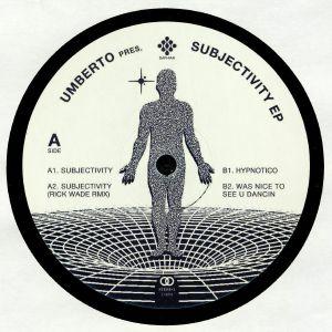 UMBERTO - Subjectivity EP