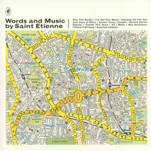 SAINT ETIENNE - Words & Music (Love Record Stores 2020)
