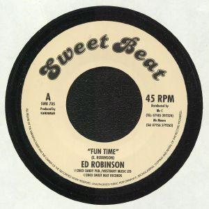 ROBINSON, Ed/UTON GREEN - Fun Time