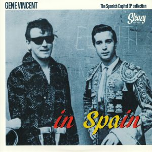 VINCENT, Gene - In Spain (Spanish Capitol Collection)
