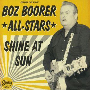 BOZ BOORER ALL STARS - Shine At Sun