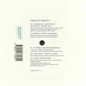 LOCOSSOLUS/APIENTO & TEPPER/FYI CHRIS/LUKE VIBERT/CLARK - Care4life Sampler 1