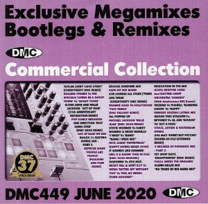 VARIOUS - DMC Commercial Collection June 2020: Exclusive Megamixes Bootlegs & Remixes (Strictly DJ Only)