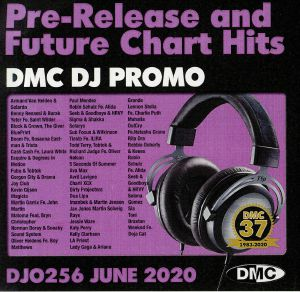 VARIOUS - DMC DJ Promo June 2020: Pre Release & Future Chart Hits (Strictly DJ Only)