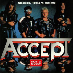 ACCEPT - Hot & Slow: Classics Rock N Roll Ballads
