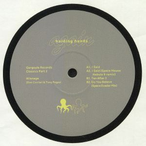 ALIENAGE - Gargoyle Records Classics Part 2