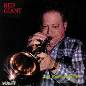 RED RODNEY QUARTET - Red Giant