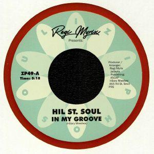 REGI MYRIX presents HIL ST SOUL - In My Groove