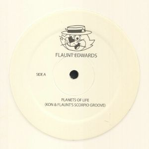 FLAUNT EDWARDS - Planets Of Life (reissue)