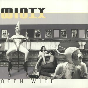 MINTY - Open Wide (reissue)
