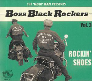 VARIOUS - Boss Black Rockers Vol 3: Rockin' Shoes
