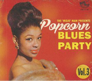 VARIOUS - Popcorn Blues Party Vol 3