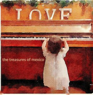 TREASURES OF MEXICO, The - Heart Shaped Clock