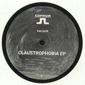 VERNON - Claustrophobia EP