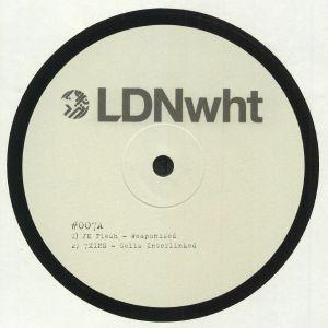 JK FLESH/7XINS/KEIKARI/VOICEDRONE - London White 007