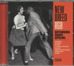 VARIOUS - New Breed R&B: Saturday Night Special