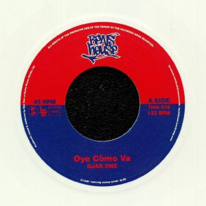 DJAR ONE - Oye Como Va (reissue) (Juno Exclusive)