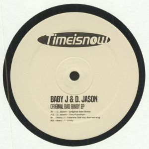 BABY J/D JASON - Original Bad Bwoy EP