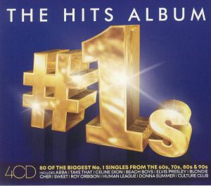 VARIOUS - The Hits Album: The Number 1s Album