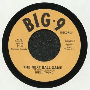 YOUNG, Inell - The Next Ball Game (Love Record Stores 2020)