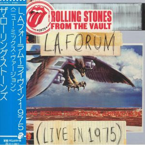 ROLLING STONES, The - From The Vault: LA Forum Live In 1975 (Japan Edition)
