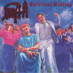 DEATH - Spiritual Healing (reissue)