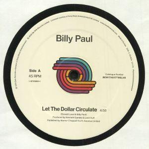 PAUL, Billy - Let The Dollar Circulate