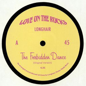 LONGHAIR - The Forbidden Dance