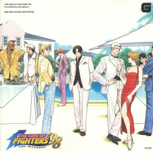 SNK NEO SOUND ORCHESTRA - King Of Fighters '98: The Definitive Soundtrack (Soundtrack)